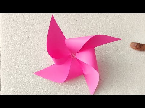 Paper work, Paper art, Paper craft, How to make easy Paper fan, Origami paper Art,
