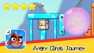 Angry Birds Journey 102 Walkthrough Fling Birds Solve Puzzles Recommend index four stars