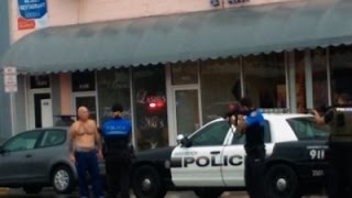Bank Robbery Suspect Shot, Killed by Fl. Police