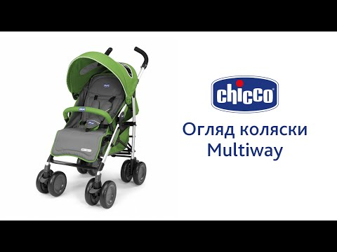Прогулочная коляска Multiway