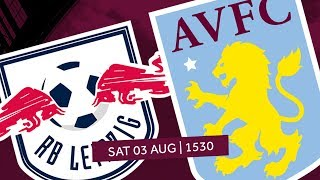 RB Leipzig 1-3 Aston Villa | Highlights