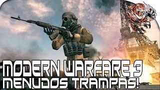 "Menudos trampas ""Modern Warfare 3"""