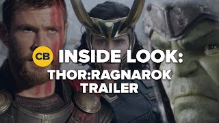 What Does the Thor: Ragnarok Trailer Reveal? - Inside Look