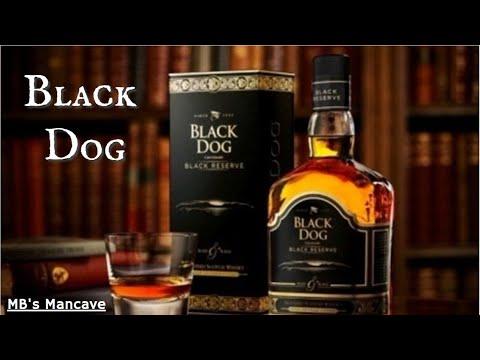Black Dog Scotch Whisky Review | #WhiskyWednesday