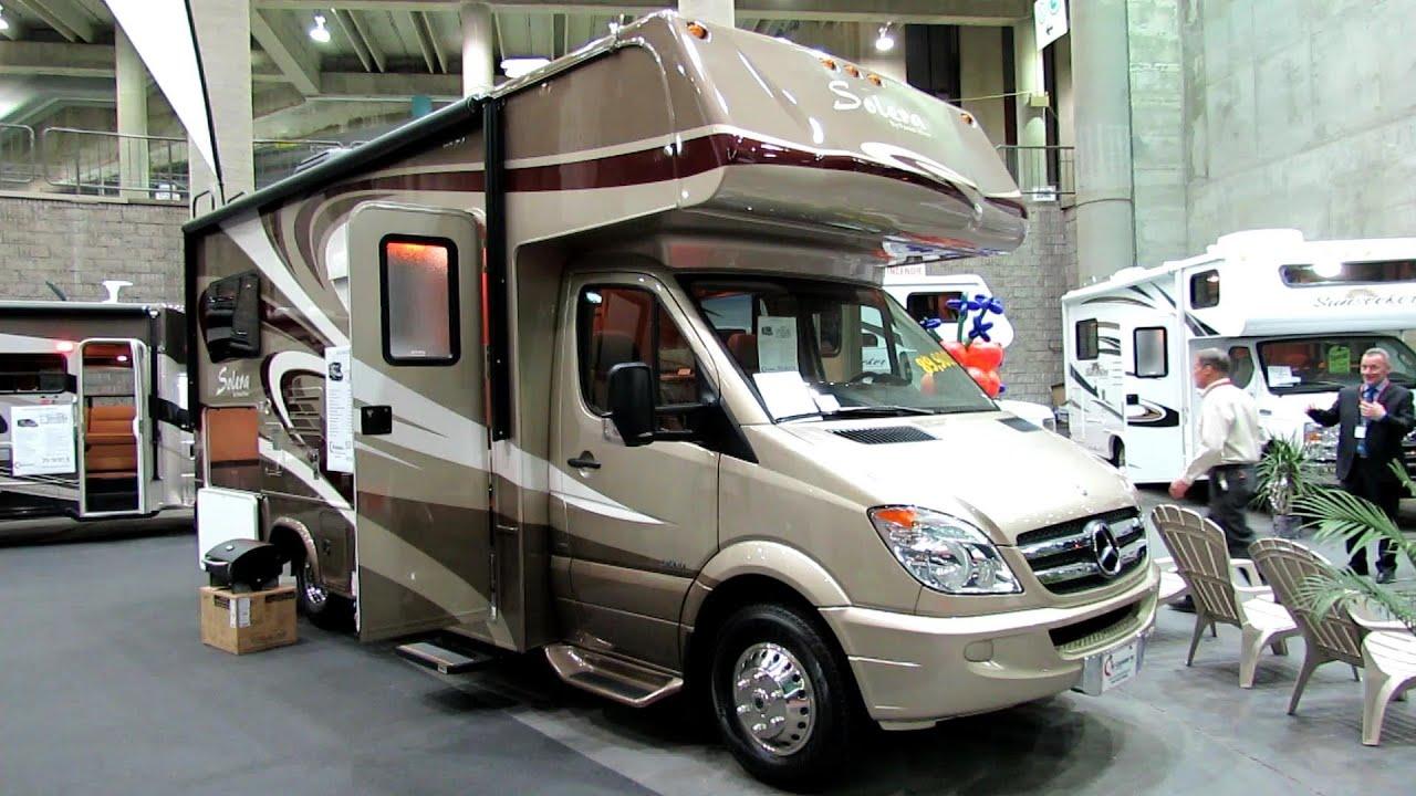 2013 Forest River Solera 24s Mercedes 3500 Exterior