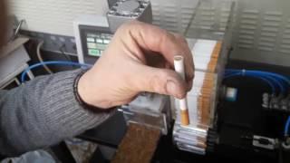 5.000 tl Otomatik sigara sarma makinasi otomatok tutun sarma makinasi otomatik dolum makinasi