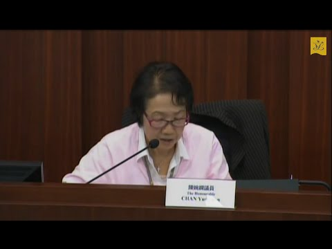 Special meeting of Panel on Welfare Services (Pt 2) (2012/10/29)
