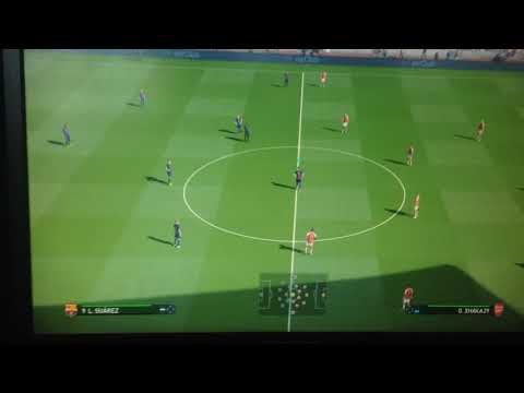 PES 2018 ( White screen Fixed / Intel HD 4600 )