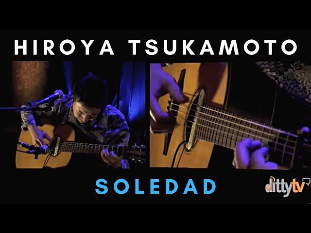 "Hiroya Tsukamoto / Studio Live in Memphis, TN  ""Soledad"""