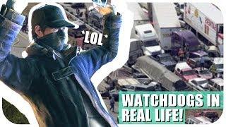 Watchdogs in real life? - Eine ganze Stadt hacken ist ganz einfach..