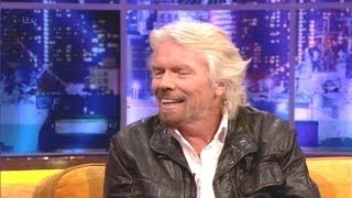 """Sir Richard Branson"" On The Jonathan Ross Show Series 6 Ep 10.8 March 2014 Part 4/5"