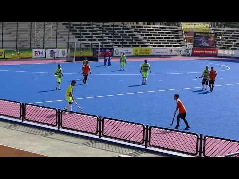 Perak Teachers Hockey Final, Ipoh, 2016. Field hockey Malaysia.
