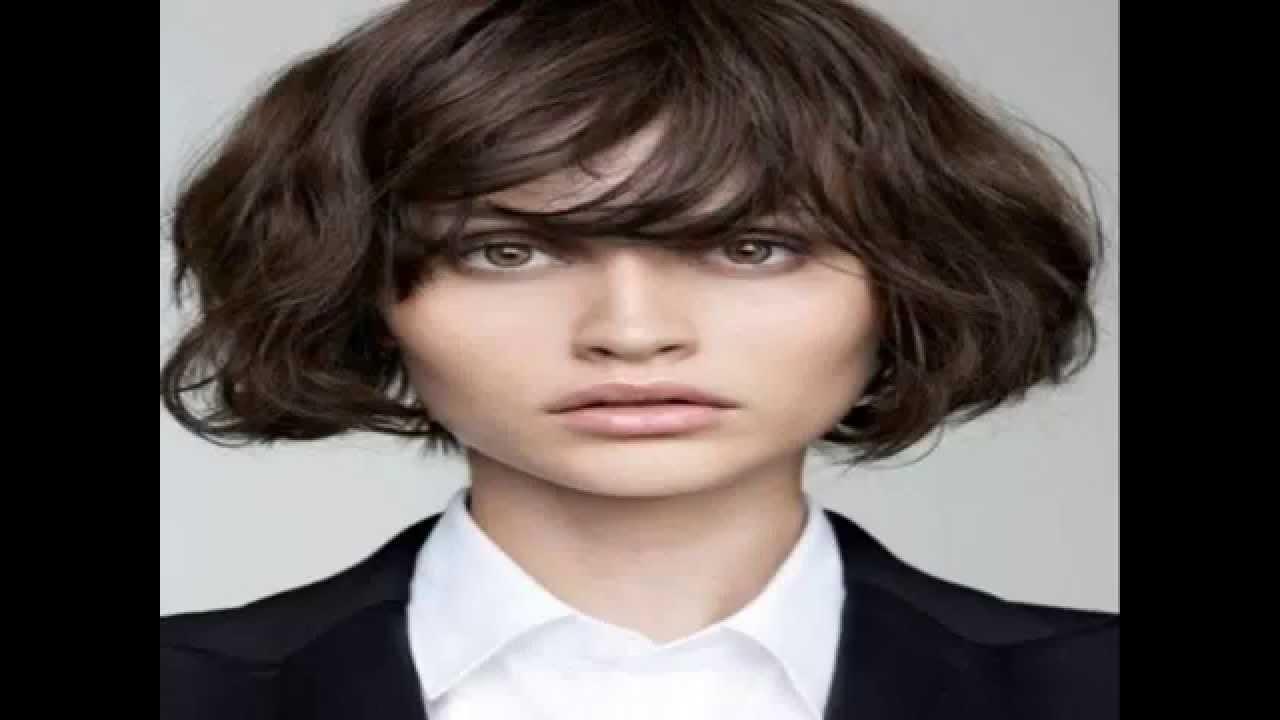 Hairstyles For Short Hair Women 2015 Youtube