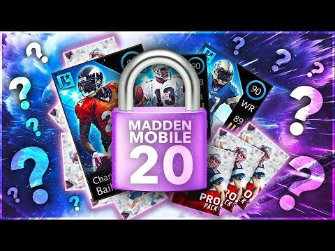 MADDEN MOBILE 20 SECRETS *REVEALED*