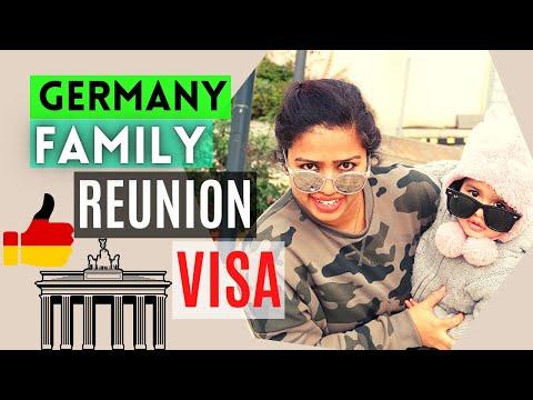 Family reunion visa in Germany | Family settlement series | फैमिली रियूनियन जर्मनी | Indian YouTuber