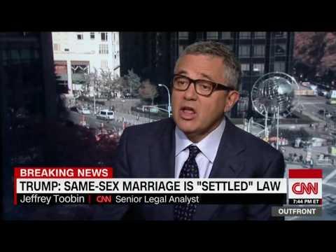 DONALD TRUMP: Supreme Court Justice Picks will be PRO-LIFE
