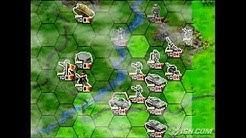 Panzer Tactics DS Nintendo DS Gameplay - Gameplay