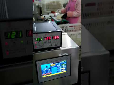 Dikai Hot Ink Roll Coding Machine DK1100 Used in Food Application
