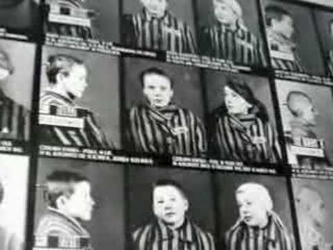 Child26947 in Auschwitz German camp