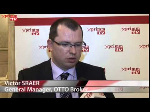 Victor SRAER General Manager, OTTO Broker  European Conference on Consumer Protection in Financial