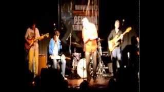 La NTD Blues Band & Rulo García 2015 - Mean Old Frisco