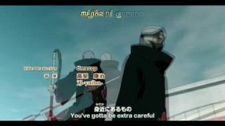 Naruto Shippuuden Opening 4 Closer Inoue Joe English Subs
