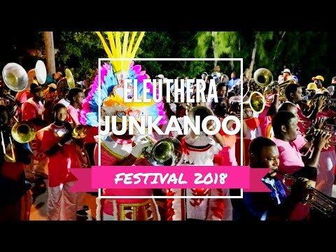 Live Music & Dancing @ Eleuthera Junkanoo Festival 2018 | Can You Find Yourself In The Video?