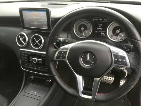 2013 mercedes benz a class a 180 cdi be amg sport a t auto for sale on auto trader south africa. Black Bedroom Furniture Sets. Home Design Ideas