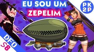 O dia em que Dirigi um Zepelim! ► Dungeon Fighter Online #S8