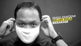 Kampanye Pemerintah Penggunaan Masker Secara Benar (2 Minggu Kampanye)