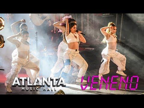 Anitta VENENO ao vivo no Atlanta  Hall em Goiânia 09122018