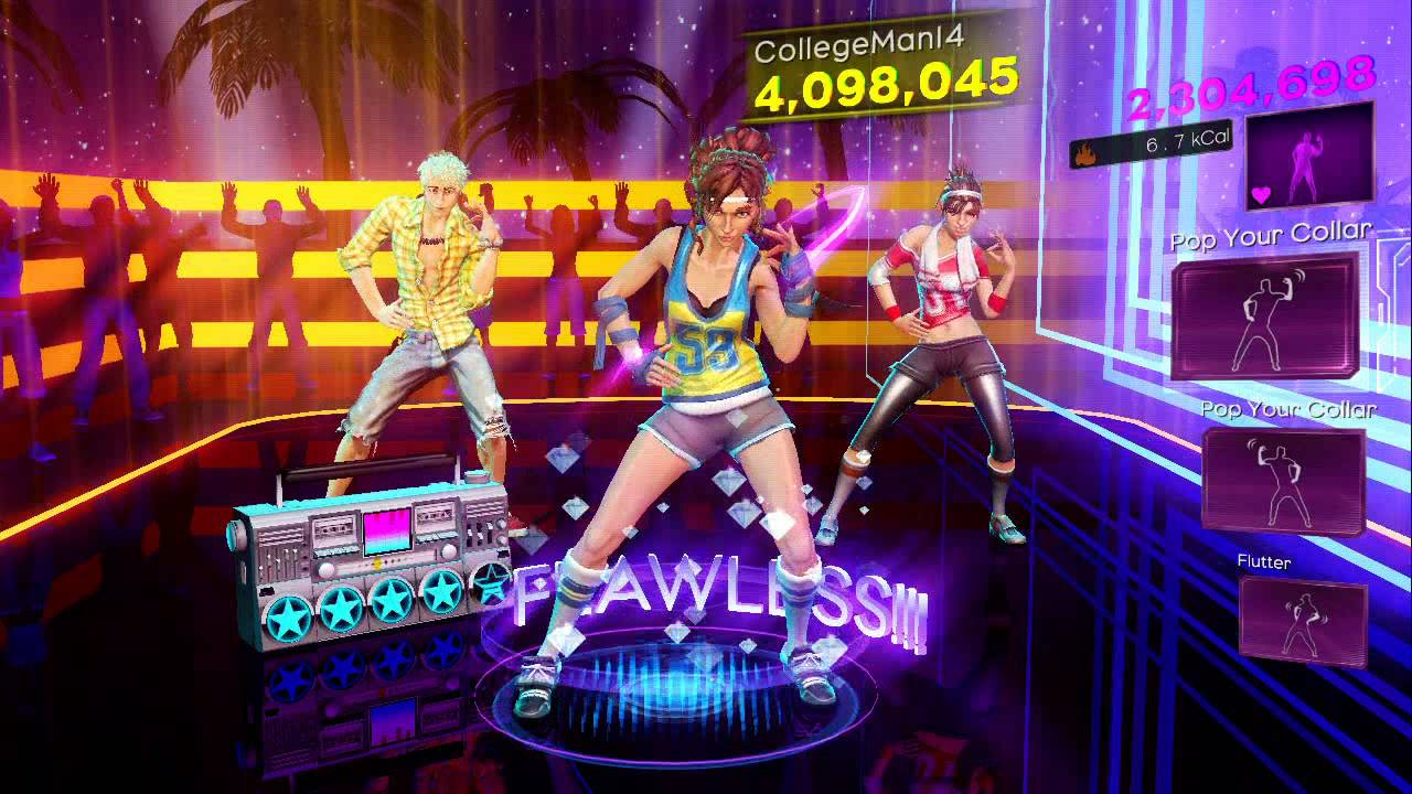 Dance Central 3 DLC - Turnin Me On (Hard) - Keri Hilson ...
