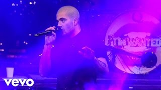 The Wanted - We Own The Night (Live on Letterman)