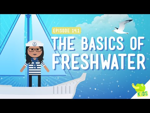 The Basics of Freshwater: Crash Course Kids 14.1