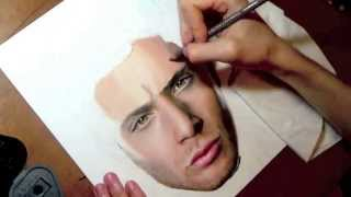 Drawing Jensen Ackles