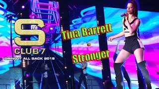 s club 7 tina barrett stronger live 2015