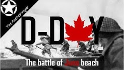 Battlefield Normandy - The Battle of Juno Beach 6 June 1944