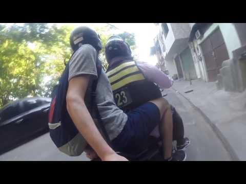 Vidigal Moto Taxi Ride - Rio de Janeiro
