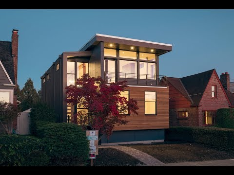 ROOSEVELT CUSTOM HOUSE - Seattle, WA
