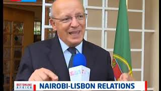 Portugal opens its embassy in Kenya