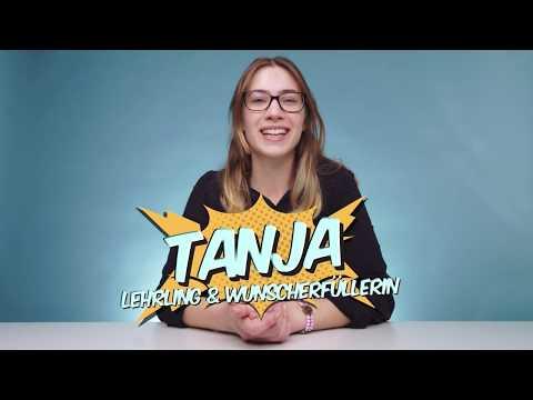 Erste Bank Lehre: Tanja - Wunscherfüllerin