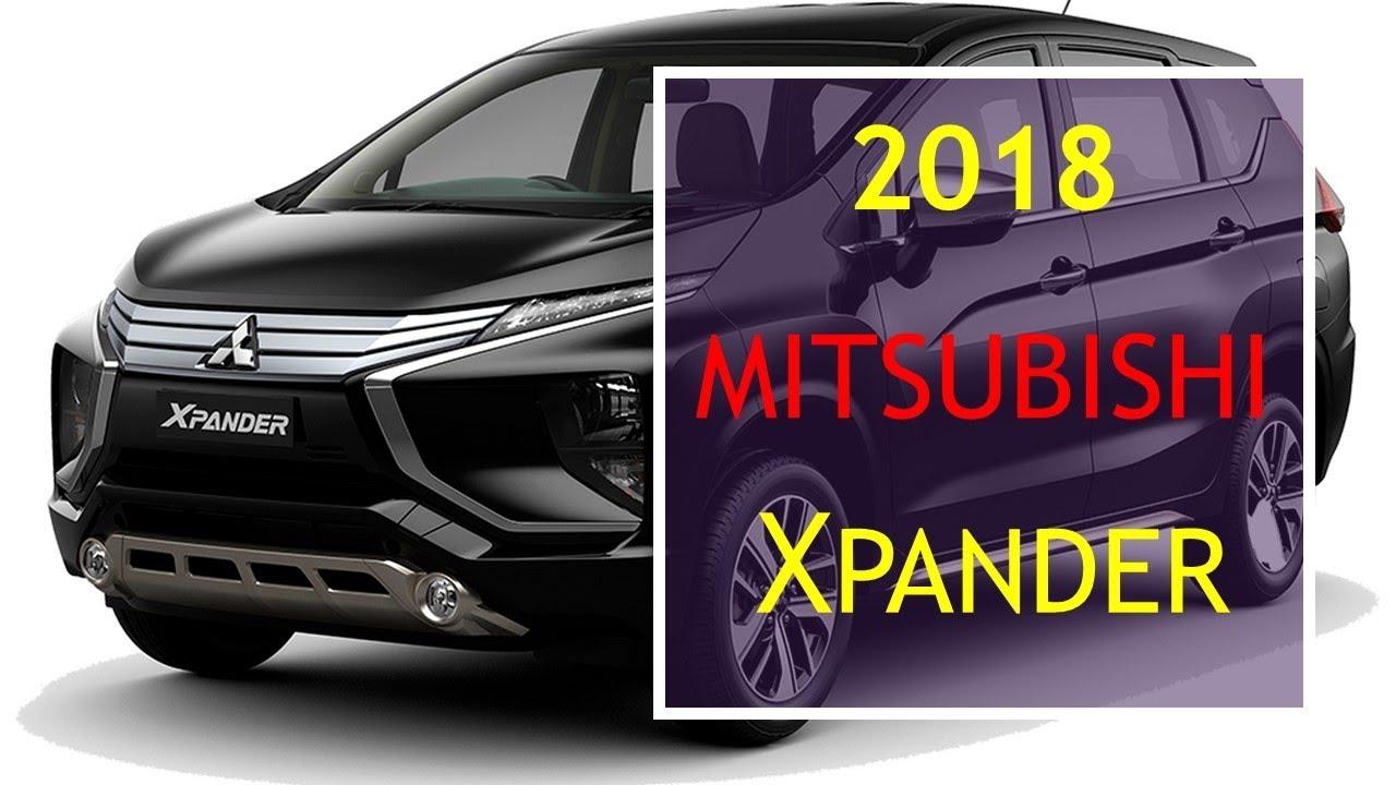 2018 Mitsubishi Xpander NEWS CAR 2021 2020 Review Car Exterior