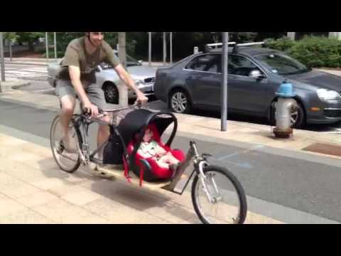 Cargo Bike around Cambridge