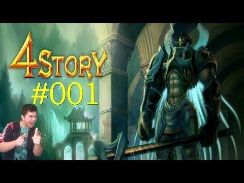 Let's Play 4Story [Derion/Deutsch] Part #001-Ziemlich viel neues