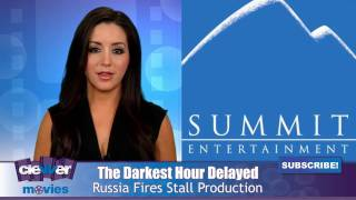 Moscow Fires Delay Production of The Darkest Hour(http://Twitter.com/ClevverMovies - Follow Us! The Moscow fires put a hold on production for Summit's Darkest Hour. We have the story coming up next., 2010-08-19T19:37:59.000Z)