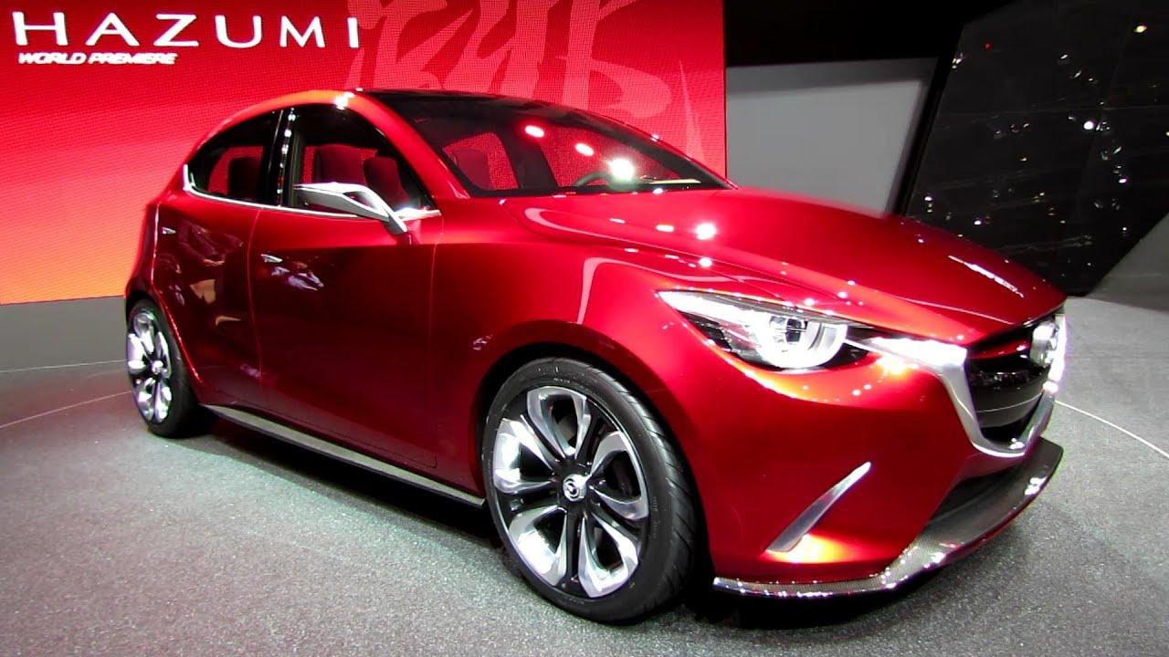 2015 Mazda Hazumi Concept - Exterior and Interior Walkaround - Debut ...