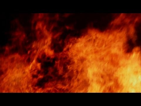 Burning Hell Fire Free Hd Video Loop Stock Footage