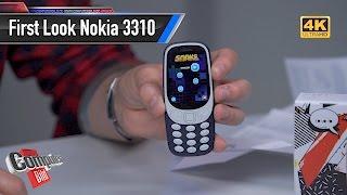 Nokia 3310 im Check: Das Kult-Handy ist zurück!