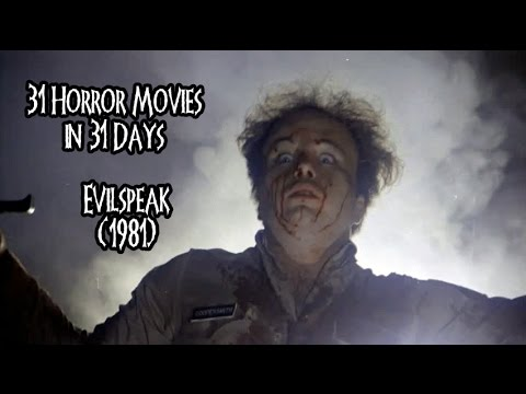 Download 31 Horror Movies in 31 Days: EVILSPEAK (1981)