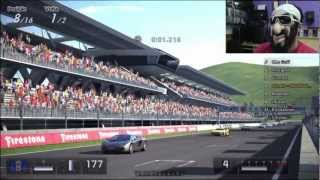 Gran Turismo 5 Unbox + Game Play